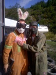 Whistler Stag Costumes